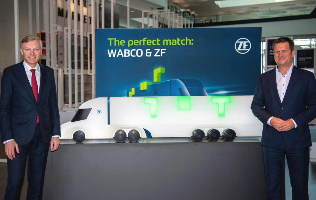 Концерн ZF приобрёл WABCO