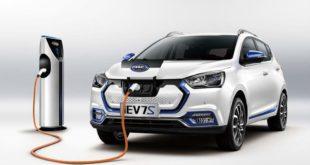 Электромобиль JAC iEV7S