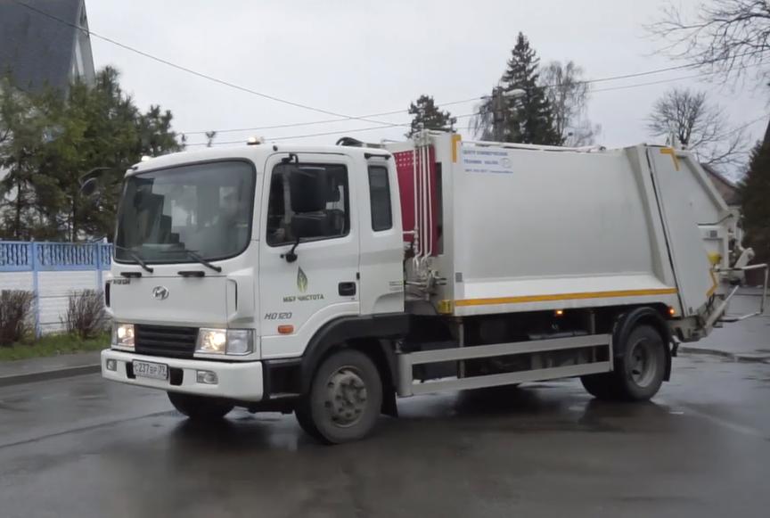 Опыт эксплуатации коммунальной техники Hyundai