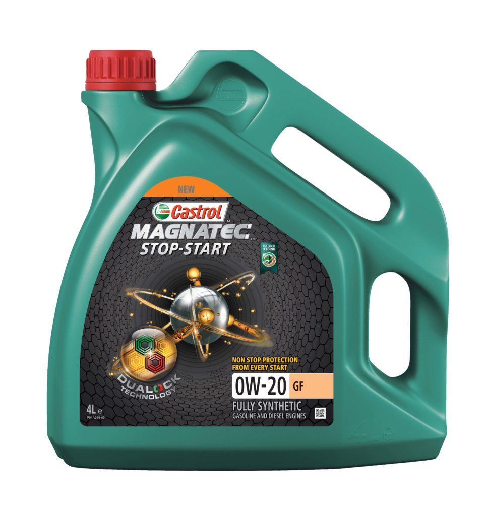 Масло MAGNATEC Stop-Start 0W-20 GF от Castrol