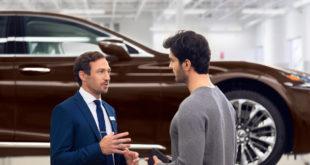 Награда российских дилеров Lexus