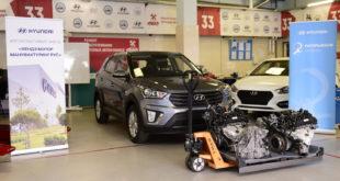 Hyundai Creta и автокомпоненты