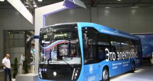 Новые маршруты электробусов в Москве