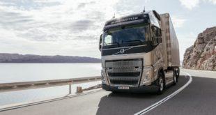 Топливная эффективность Volvo FH