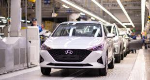 10 лет производству Hyundai в России