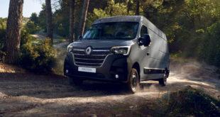 40 лет Renault Master