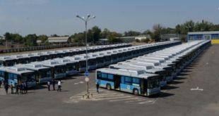 Казахстан обновит автобусный парк