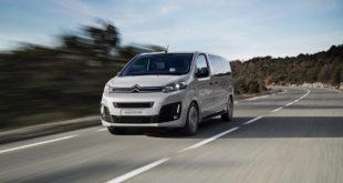 Цены на новые модели микроавтобусов Peugeot и Citroёn