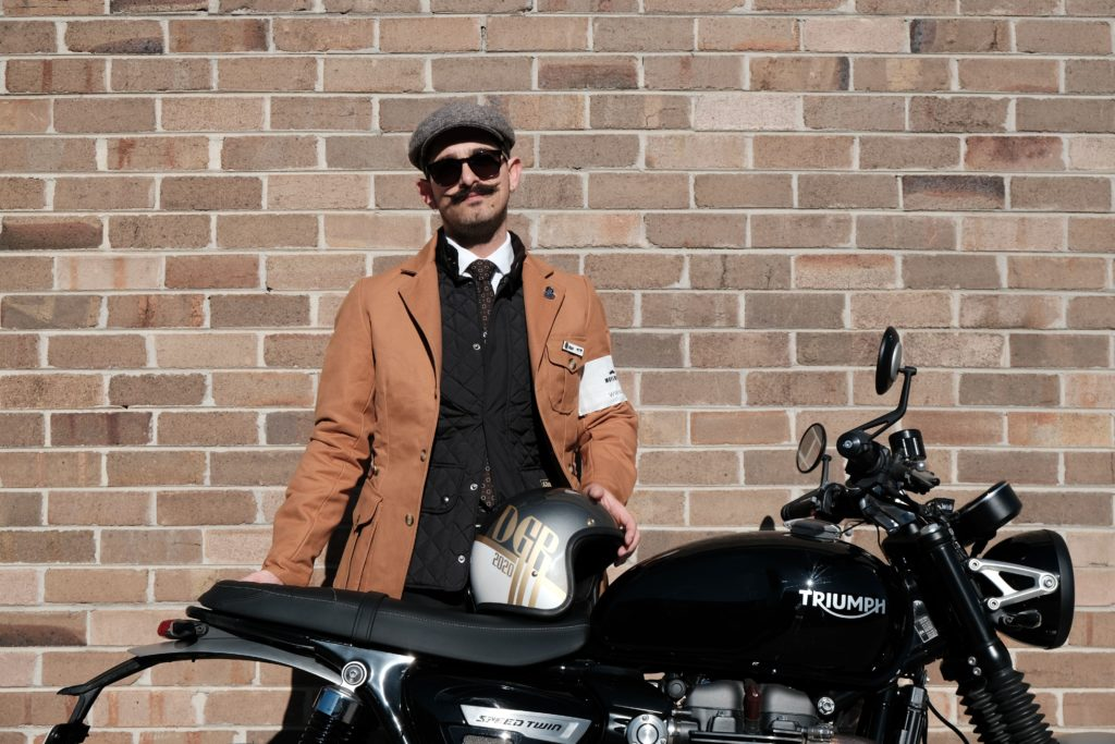 Акция The Distinguished Gentleman's Ride