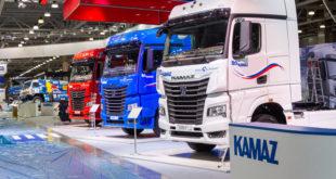 КАМАЗ-54901 для нижегородского перевозчика