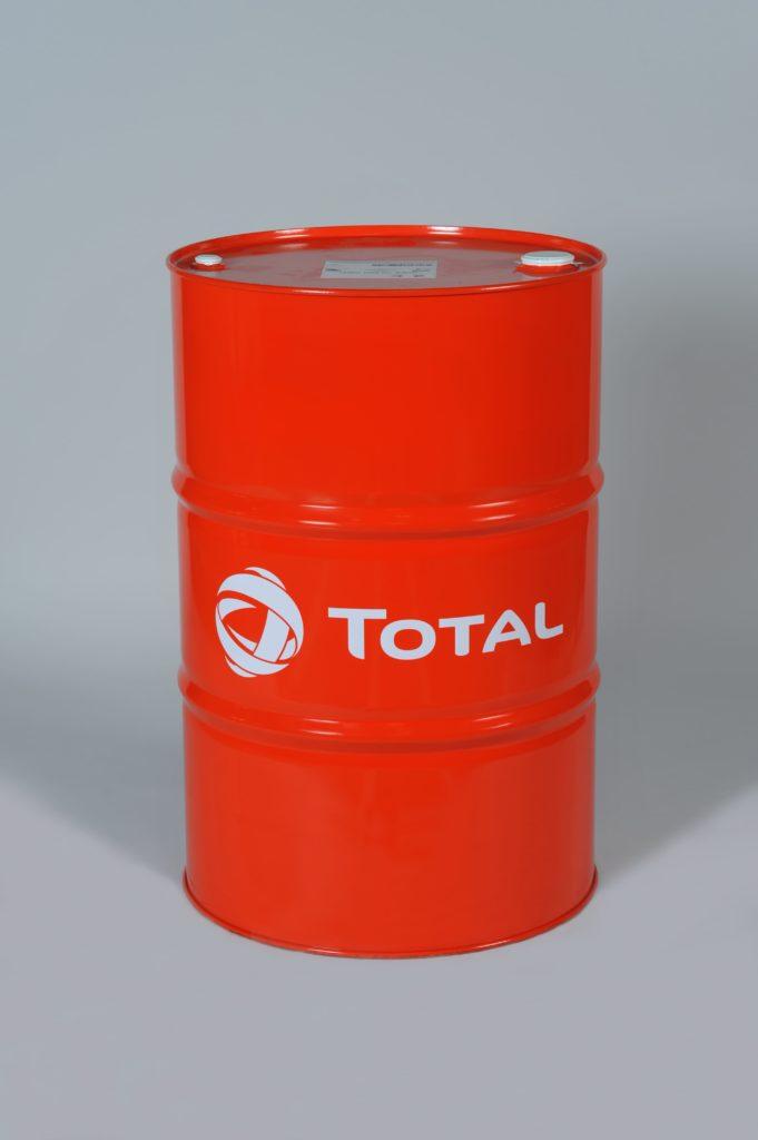 Масло Total для грузового газового транспорта