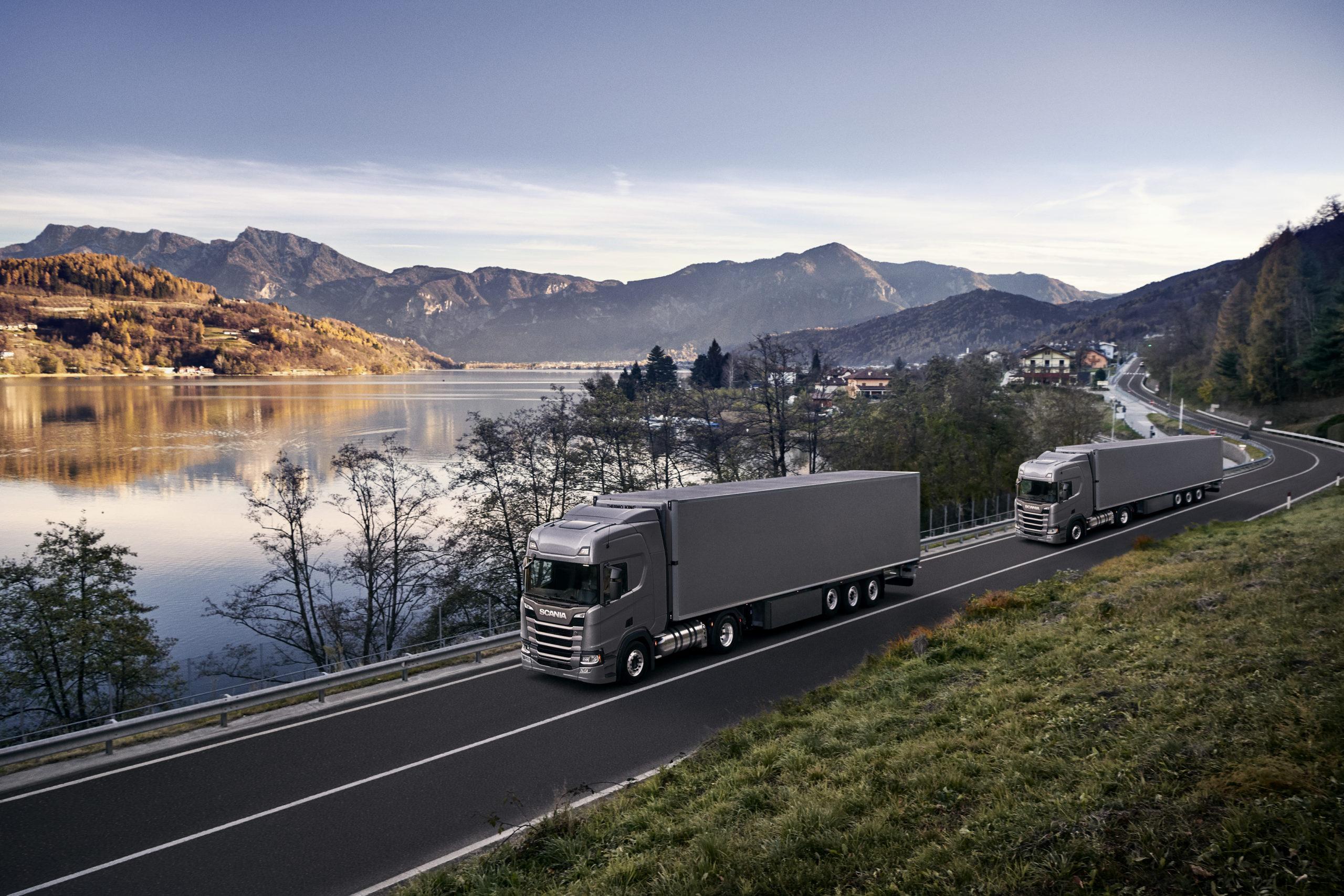Компания Scania представила обновленные сервисные контракты для России