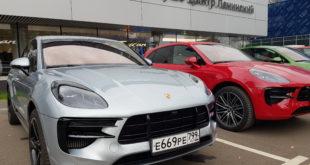 "Porsche: прогноз рынка от ""АвтоСпецЦентр"""