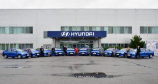 Hyundai подводит итоги конкурсо