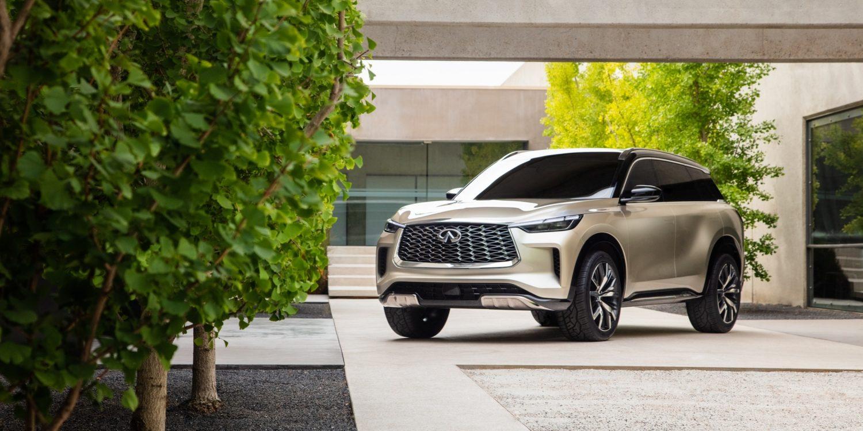 Автомобили INFINITI остаются лидерами в технологических инновациях