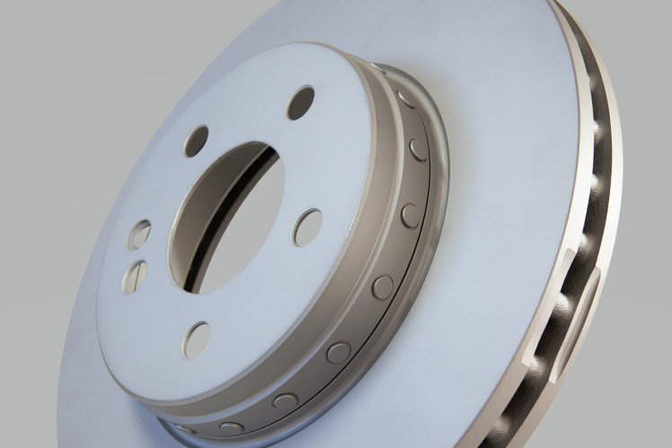 Двухкомпонентные тормозные диски TRW