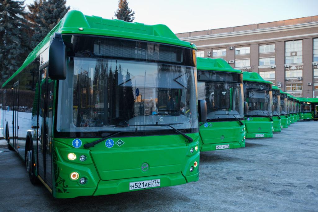 Экологичные автобусы ГАЗ