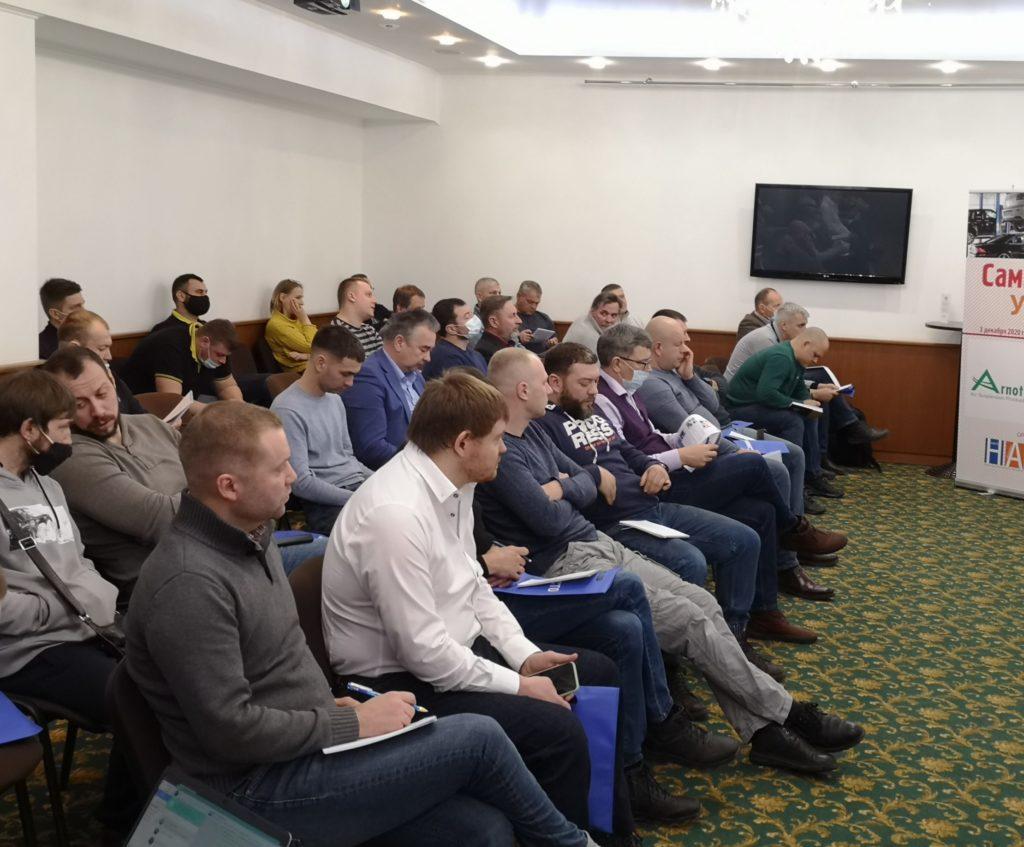 Саммит СТО Центра России