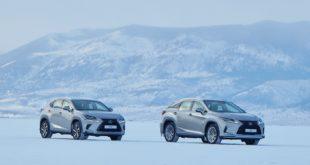 Lexus запускает Комфорт+
