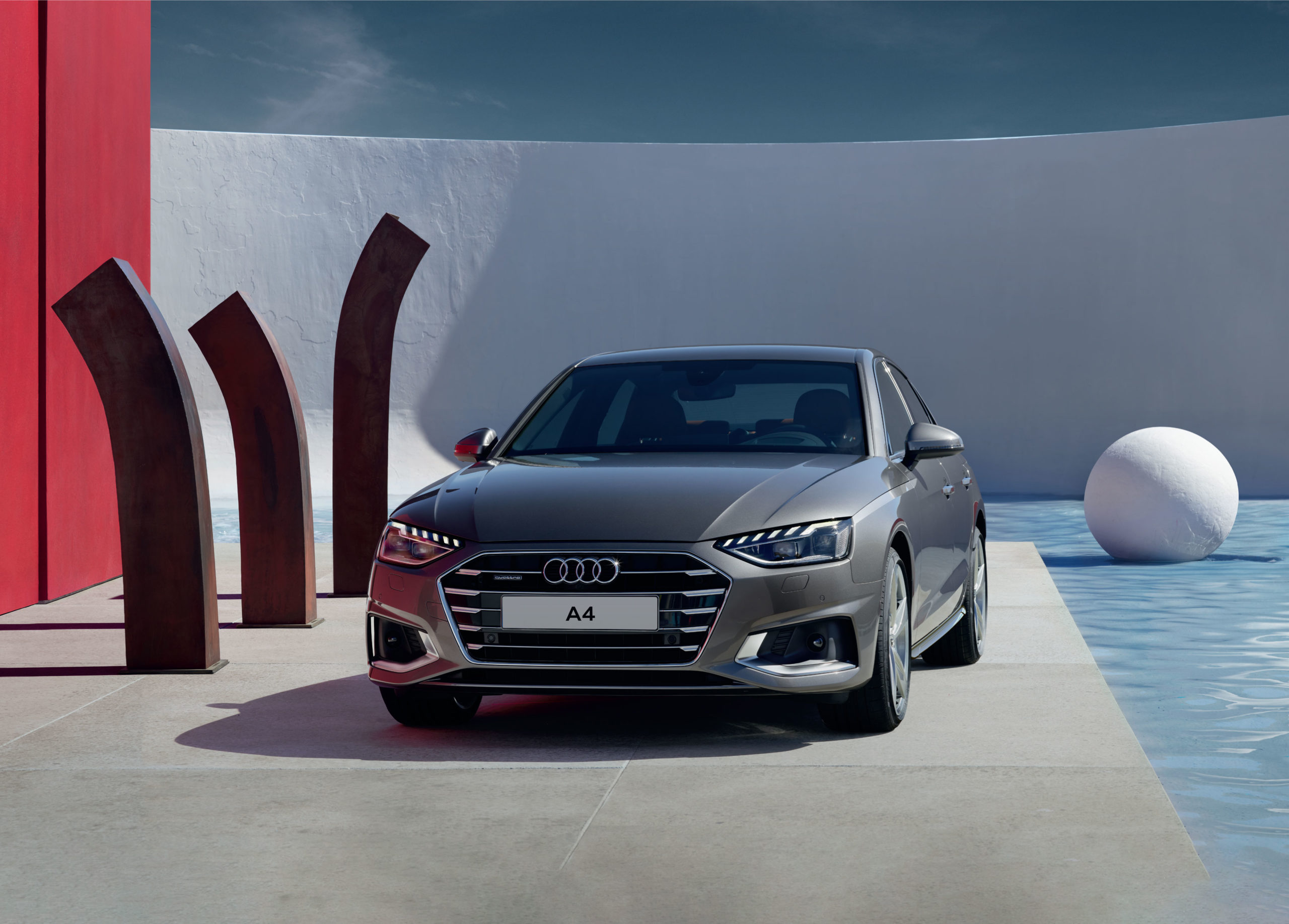 Начались продажи рестайлинговой Audi A4 в АСЦ