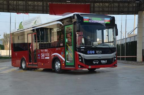 320 автобусов для Азербайджана