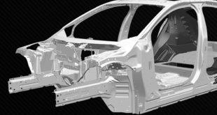 композитные материалы от Jaguar Land Rover