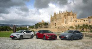 Десятка автомобилей-лидеров мировых продаж