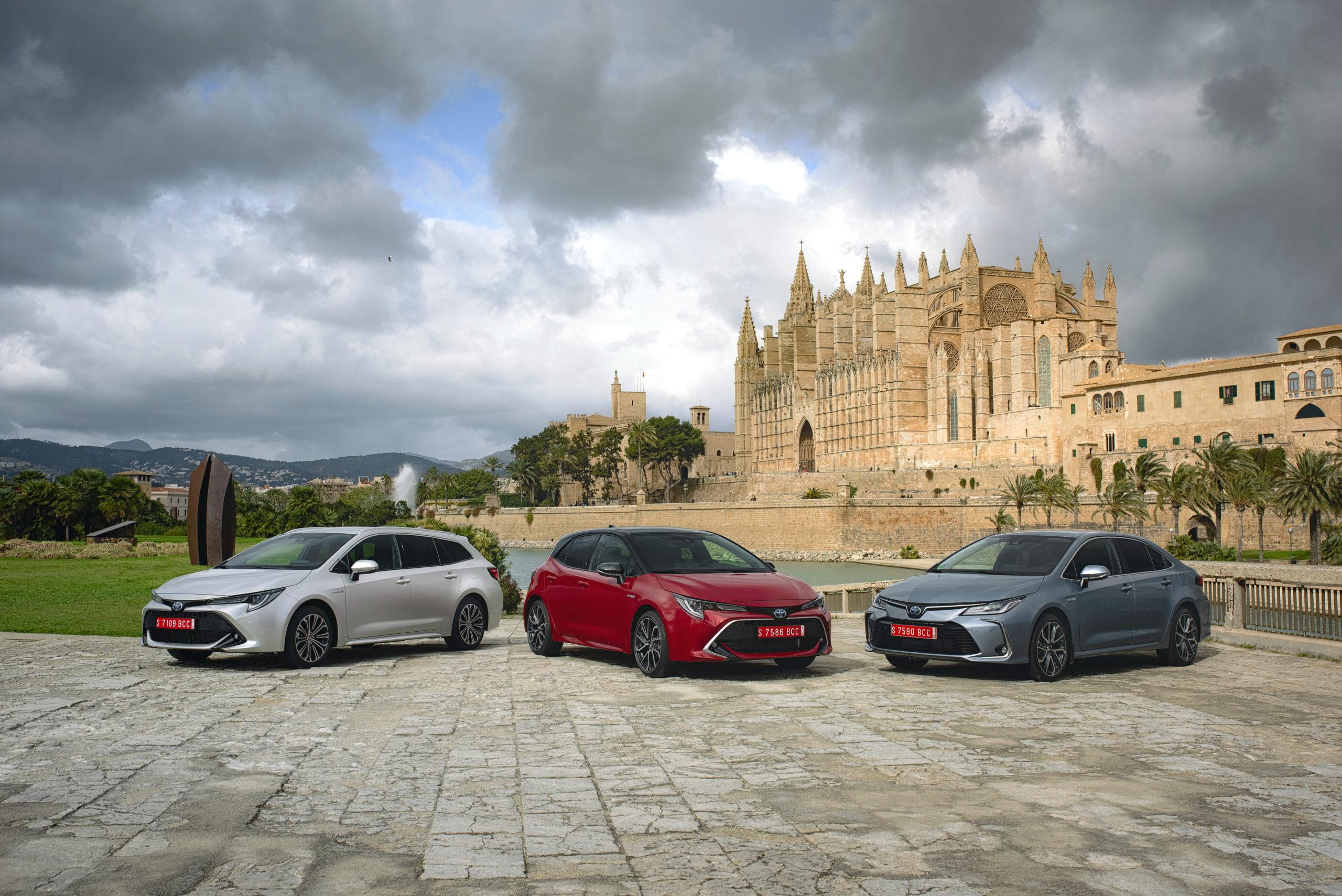 Десятка автомобилей-лидеров мировых продаж 2020 года