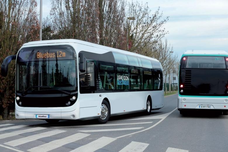 Электробусы из российских машинокомплектов выйдут на маршруты Парижа