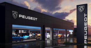 PEUGEOT сменила логотип