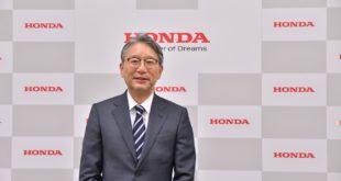 Honda поменяла генерального директора
