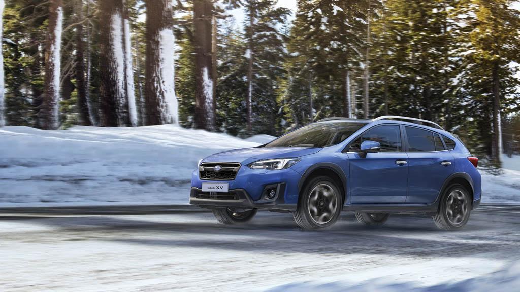10 лет Subaru XV и обновление модели