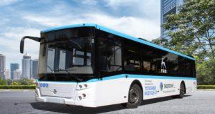 Автобусы ЛиАЗ на газе