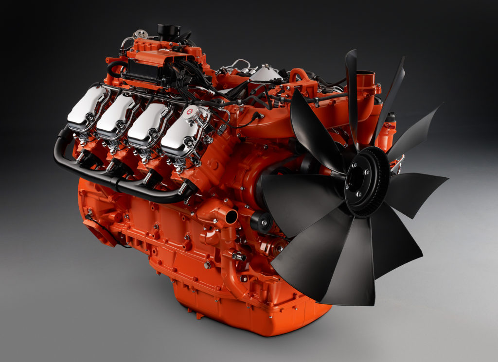 Новое название Scania Engines