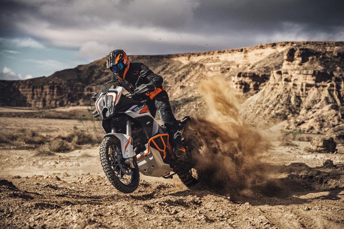 АВТОDOM начал продавать мотоциклы KTM в Казани