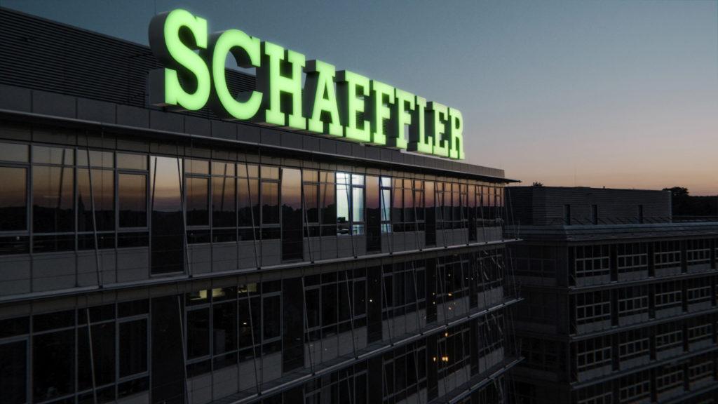 Электродвигатели Schaeffler для комтранса