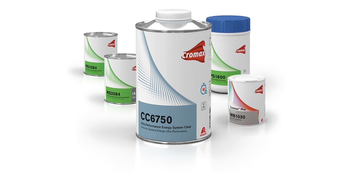 Новый лак CC6750 от Cromax
