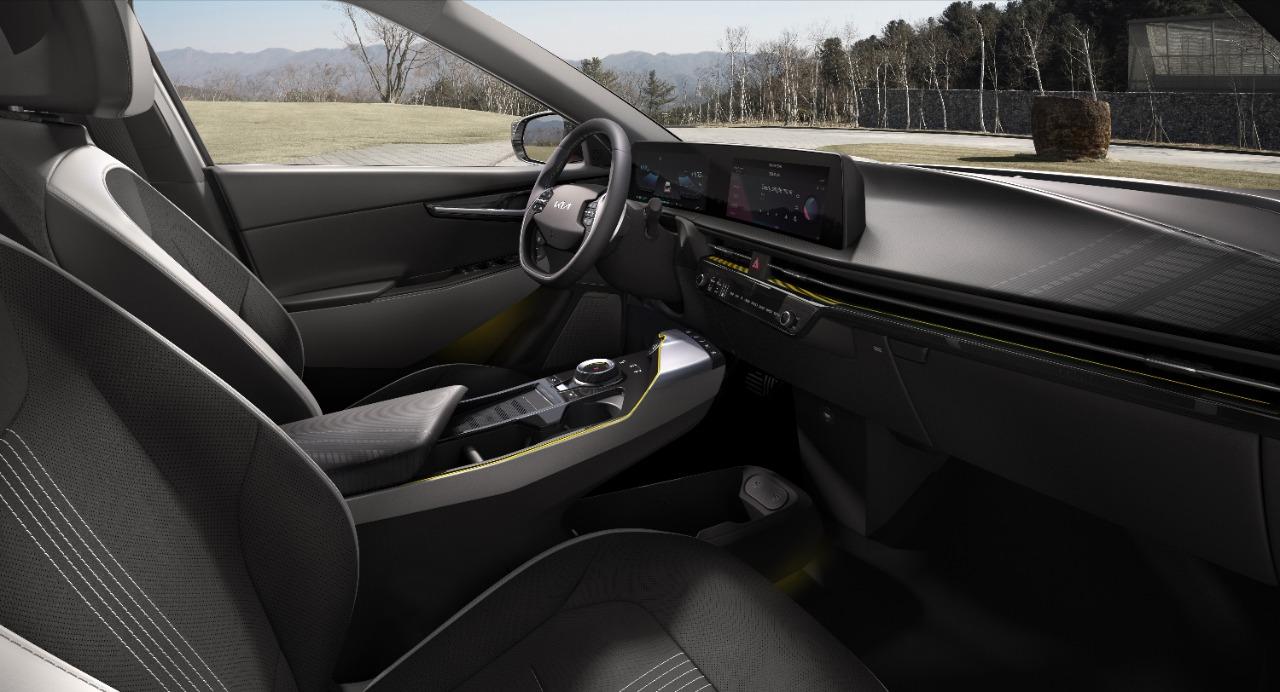 Kia EV6 создали на новой модульной платформе для электромобилей