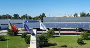 Exide Solar Project in Portugal