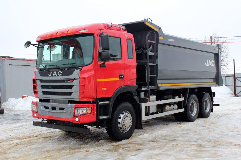 JAC N350: старт продаж и цены