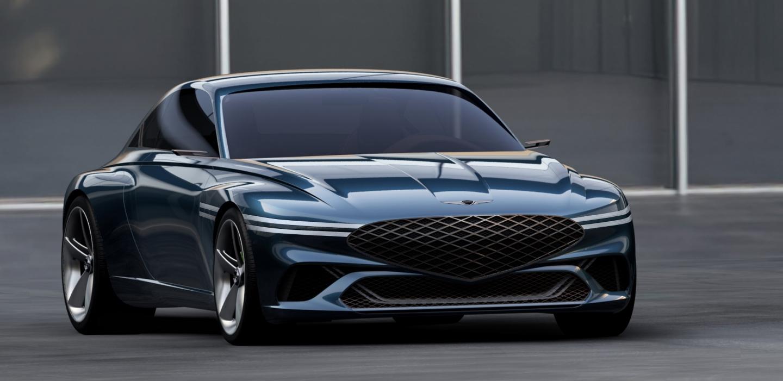 Состоялась мировая премьера электромобиля класса GT Genesis X