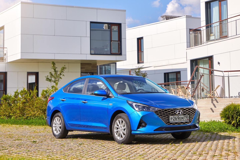 В России за март продано 15 332 автомобилей  Hyundai