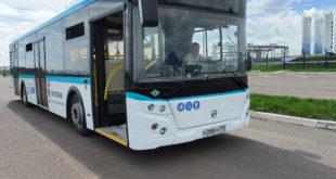 250 автобусов ЛиАЗ-5292 LNG