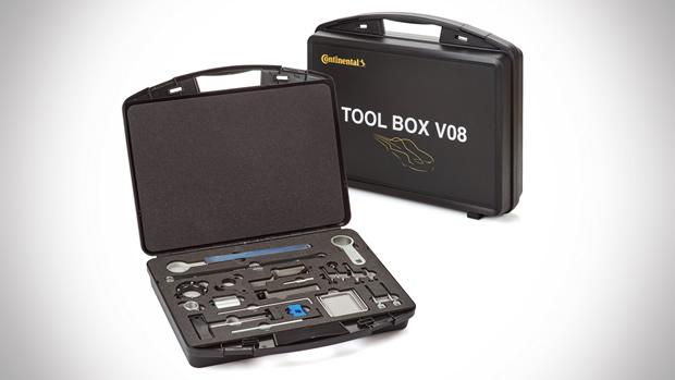 Набор инструментов TOOL BOX V08