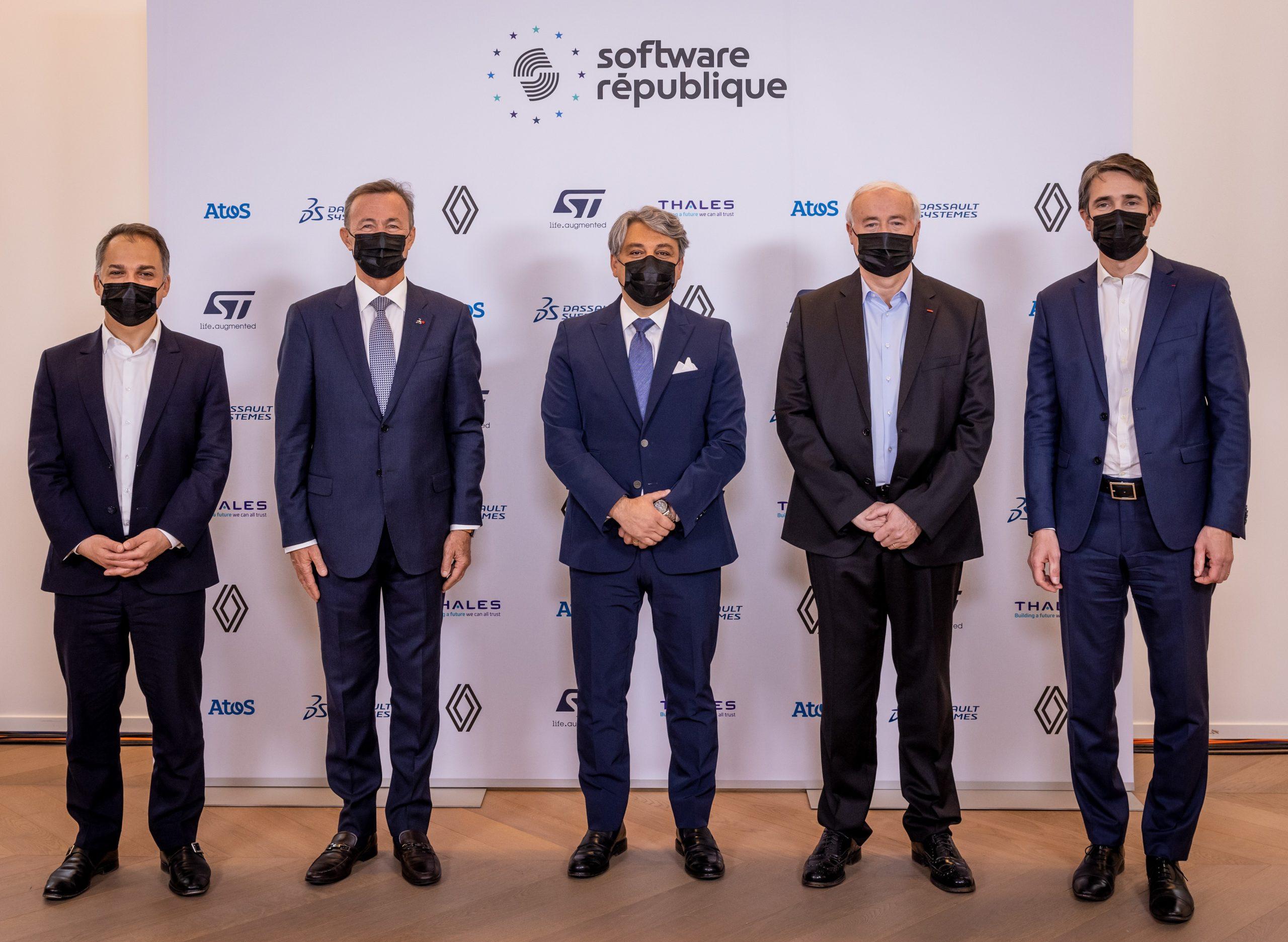 Renault и четыре ведущих корпорации будут строить экосистему для интеллектуальной мобильности