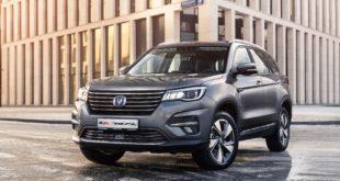 Спрос на Changan Automobile Group стремительно растёт