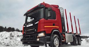 Scania G410B6x4HZ