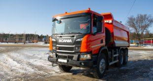 Scania HAGEN S для Новолипецкого