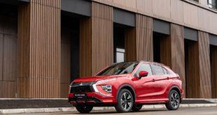 Mitsubishi Eclipse Cross в продаже в РФ