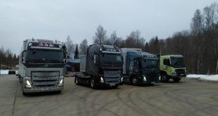 Volvo Trucks: машины нового поколения в России